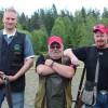 Från vänster: Tobias Persson, Ulf Granklint och Emil Granklint