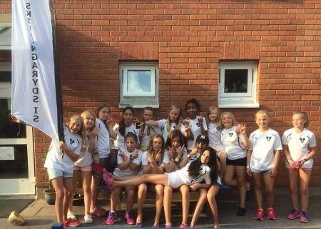 SIS-tjejerna spelade på Öland