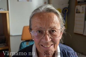Ridskolechefen Katarina Kinell är mycket glad över beskedet som hon fick från Värnamo.Nu
