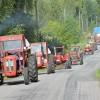Kanske så många som 70-80 traktorer deltog.