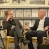 Samtalet mellan Lars Alkner och Peter Olsson kommer att visas på webben i sin helhet.